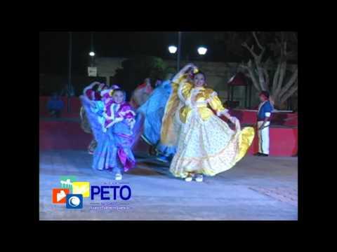 Presentación del Ballet Folklórico de José María Morelos Q. Roo
