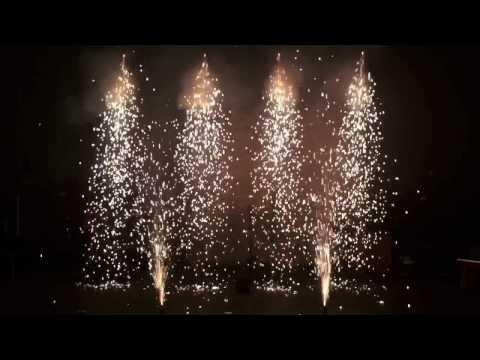 Pyro Show - Stage Pyrotechnics