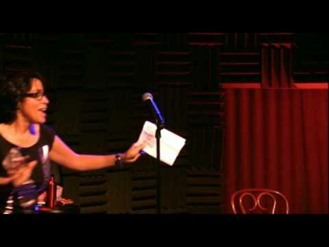 Marga Gomez on Katy Perry at Joe's Pub