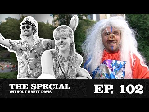 "The Special Ep. 102: ""Penos"" with Branson Reese, Courtney Maginnis & Tredici Bacci"