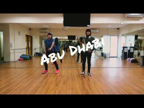 Mikolas Josef - Abu Dhabi (Choreography) ZUMBA || DANCE || FITNESS || At Pasir Ridge Balikpapan