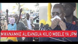 AGIZO LA JPM: Kuhusu Mwanamke alieangua kilio mbele yake