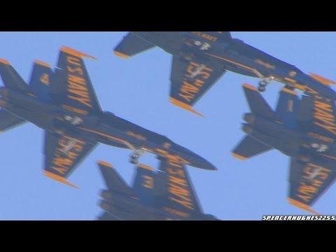 2011 MCAS Miramar Air Show  - U.S.N. Blue Angels