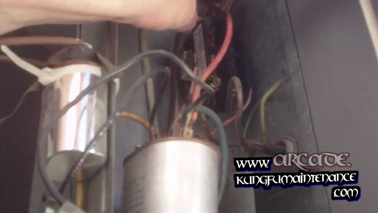 medium resolution of how to fix air conditioner wiring fan running but compressor not starting