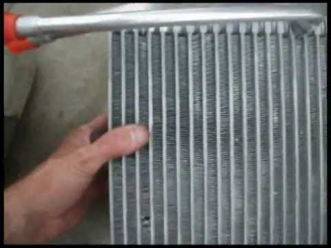 How To Remove An Evaporator Ac Core Dodge Youtube