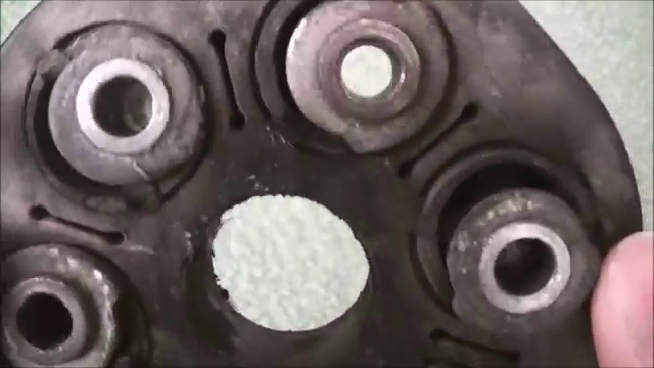эластическое соединение кардана с коробкой на мерседесе 124