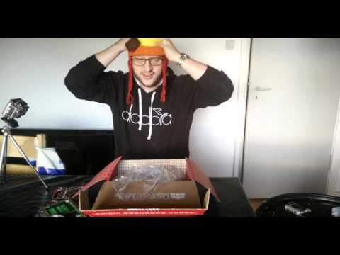 Unboxing GeekFuel Februar