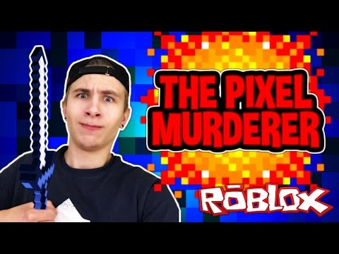 THE PIXEL KILLER! | Murder Mystery 2