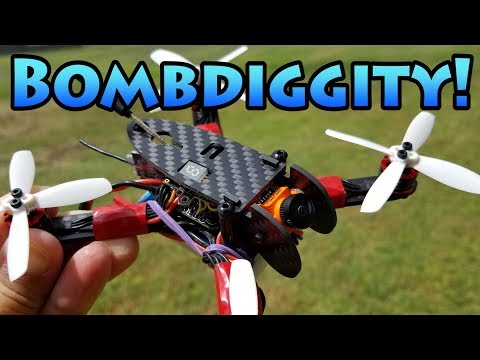 Micro Drones 101 🚁#34⚡ BB-Bombshell