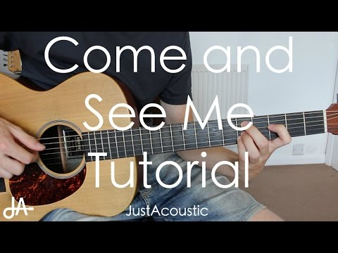 How To Play: Come and See Me - PARTYNEXTDOOR ft. Drake (Guitar Tutorial Lesson)