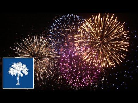 Firework Show FAIL