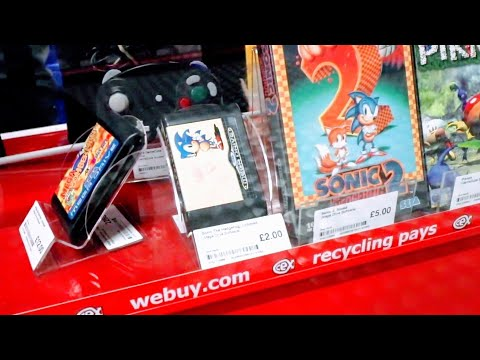 2019 Retro Hunting In London!