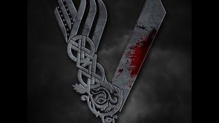 Speed drawing #1 - Vikings logo