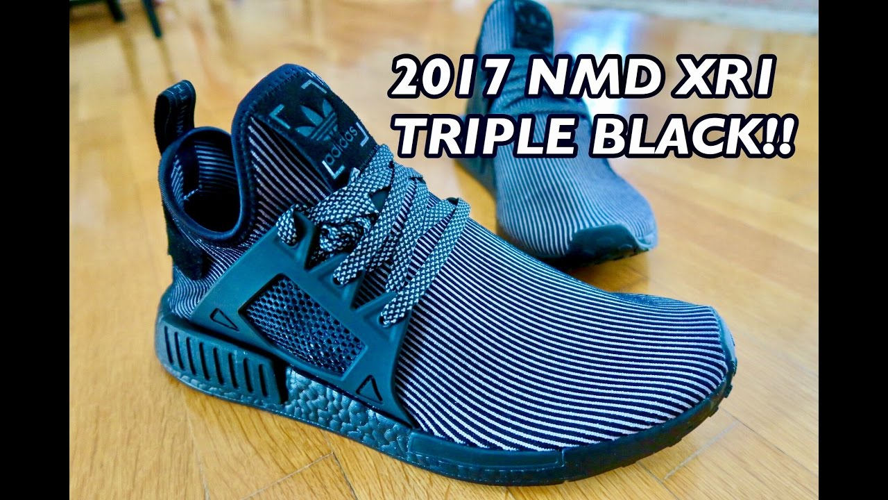 Adidas nmd xr1 'og' core black by1909 retail price Site Reviews