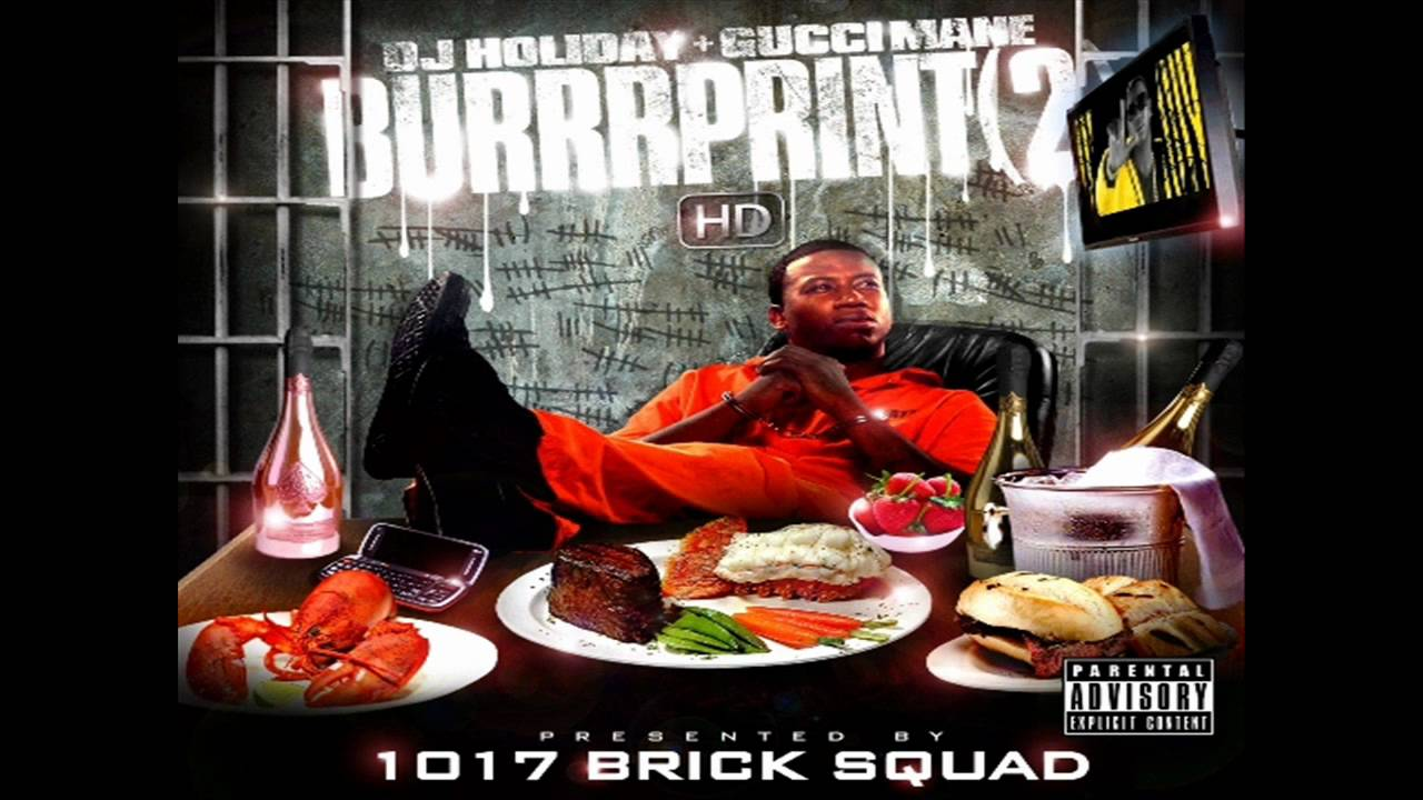 Download 24. Gucci Mane - Outro Live From Fulton County Jail   Burrprint 2 [HD]