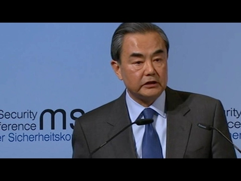 Chinese Foreign Minister: Global conflicts can be avoided