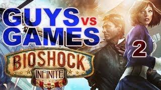 BioShock Infinite (E02) - Walkthrough - Guys VS Games
