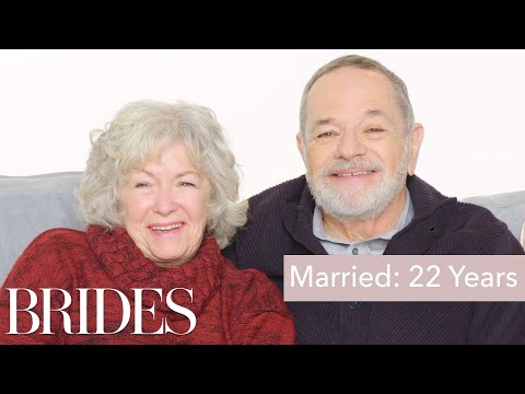 Couples Married For 0-65 Years Answer: What's The Secret To A Happy Marriage? | Brides