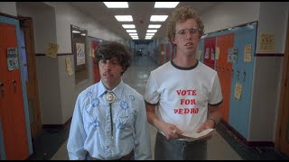 Vote For Pedro / Napoleon Dynamite