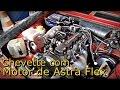 Chevette Com Motor de Astra Flex - Adaptação Mecânica - Faça Você Mesmo - FVM