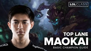 Maokai Top Tank Guide by TSM Haunzer - Season 6 | League of Legends