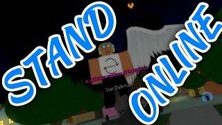 NEW JOJO BIZARRE ADVENTURE GAME! | Stands Online | ROBLOX