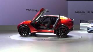 Nissan Gripz Concept 2016 Videos