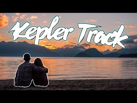 Fiordland National Park's MOST BEAUTIFUL Walk | The Kepler Track Part 2