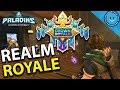 REALM ROYALE RELEASES ON STEAM! FULL GAMEPLAY AND IMPRESSIONS! (PALADINS UNIVERSE BATTLE ROYALE)