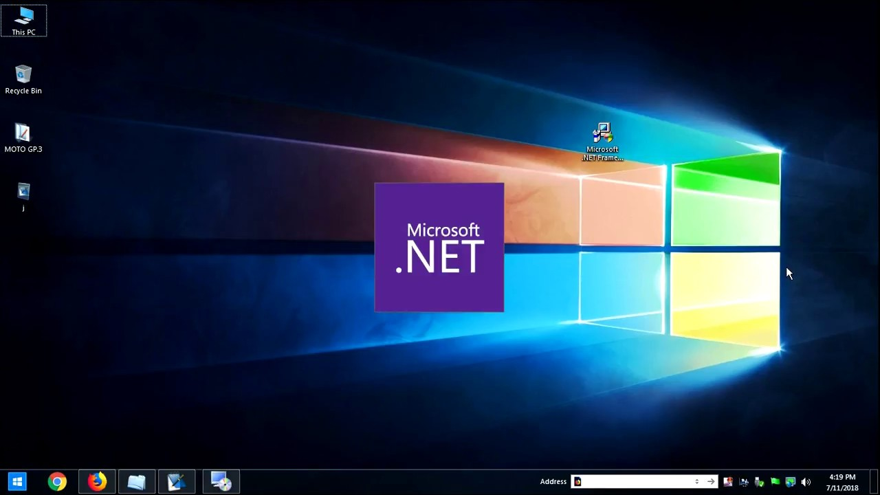 How to Download and install Microsoft .NET Framework 4.6.2    By ...