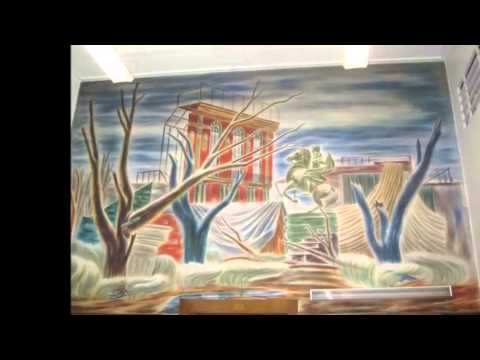 History Video #1: New Deal art in Nebraska