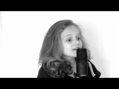 "Sapphire 9yrs Singing - ""Beneath Your Beautiful"" by ""Labrinth"" ""Emeli Sande"" X factor BRIT AWARDS"