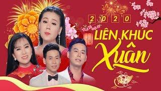 LK Xuân Thắm Nồng 2020 | Lưu Ánh Loan Song Ca Nhiều Ca Sĩ | Liên Khúc Nhạc Tết 2020
