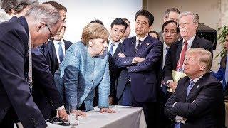 G7: Trump Isolated ahead of N. Korea Summit