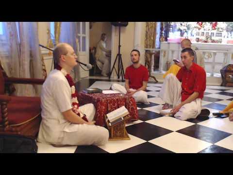 Шримад Бхагаватам 4.13.24 - Шри Говинда прабху