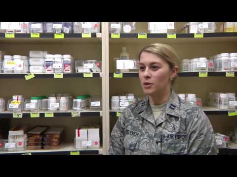Air Force Report: Misawa Pharmacy