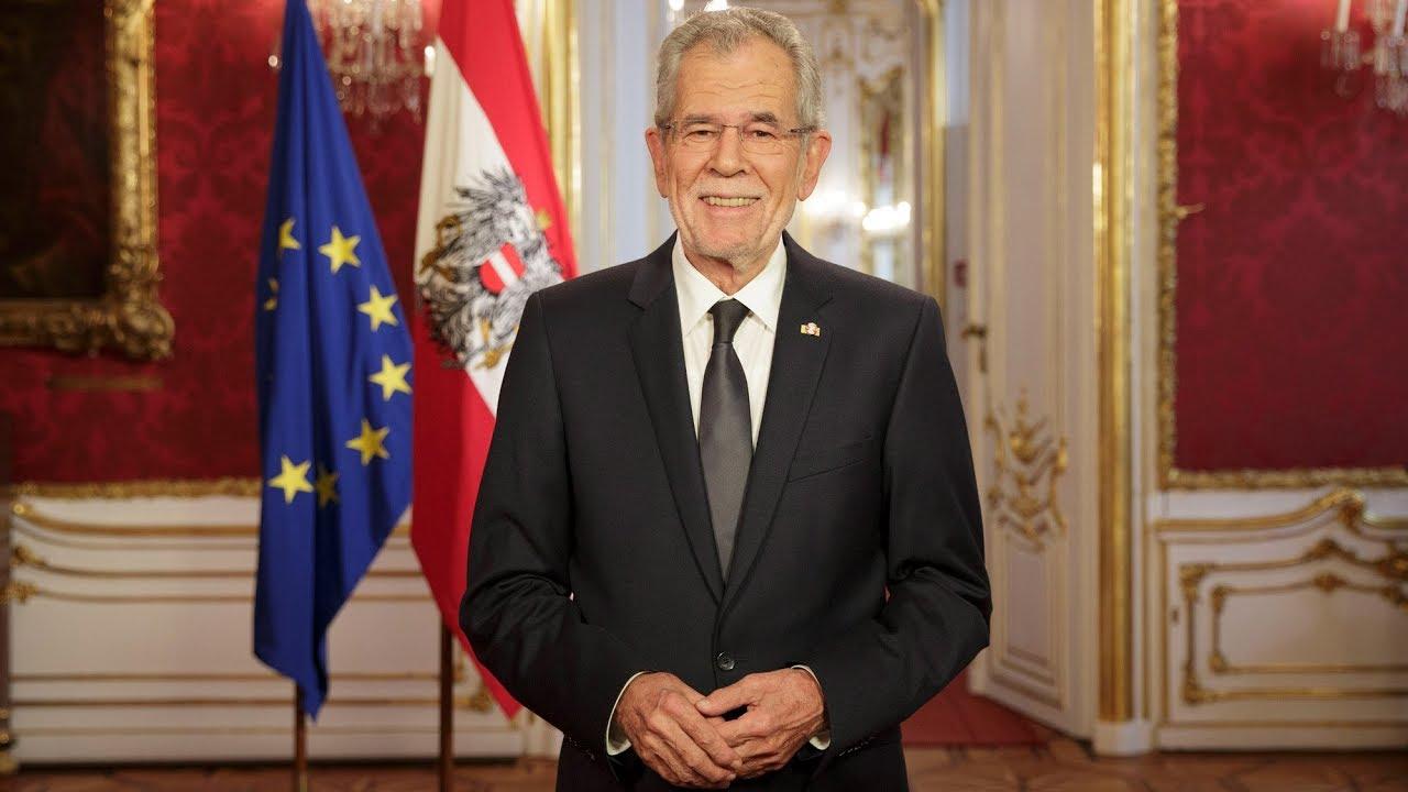 Rede von Bundespräsident Alexander Van der Bellen zum ...