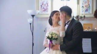 Свадебный клип Ернар Жанна г.Петропавловск