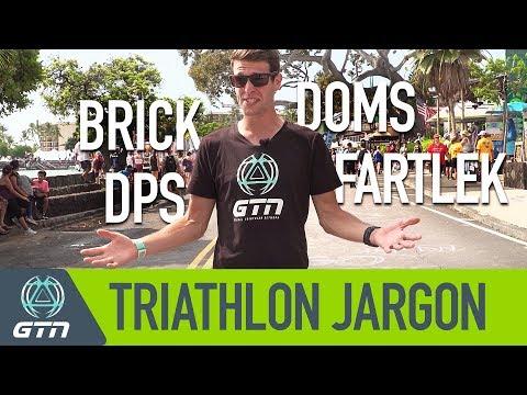 How To Speak Like A Triathlete | Triathlon Training Jargon You Should Know