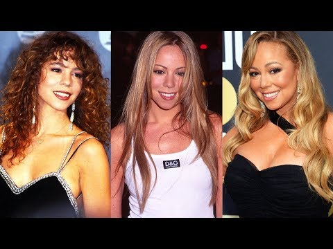 Mariah Carey's Hair Evolution! (1990-2018)