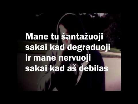 Kuzne - Pažadas feat. Patricija Mickutė lyrics (Su žodžiais)