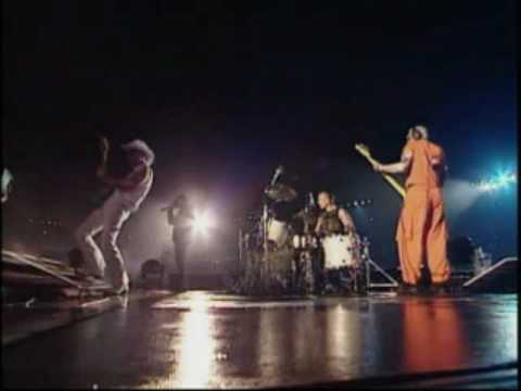 U2 Popmart Discotheque & If You Wear That Velvet Dress (4 Songs) Live In Rotterdam (Part 3 of 3)