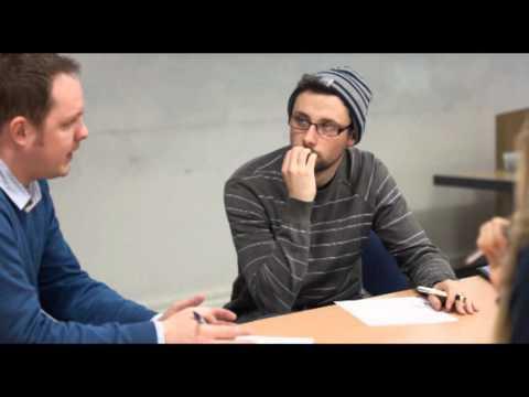 StudyWithUS: BA English Language and Literature, The University of Sheffield