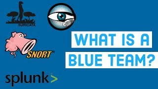 Cyber Security Fundamentals: What is a Blue team?