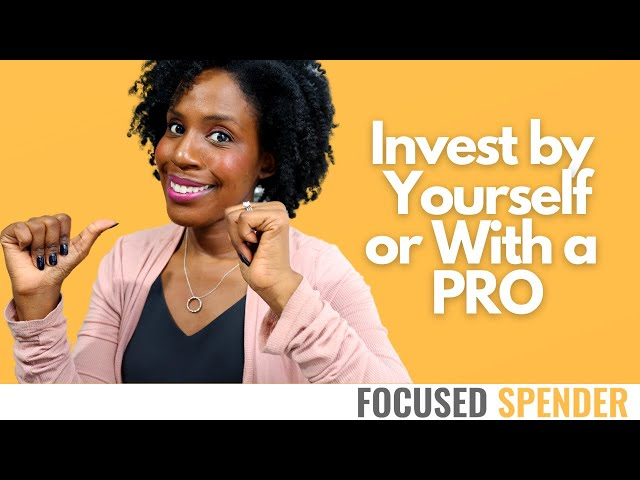 Financial Advisors - Do it Yourself or Hire a Pro?! - Robo Advisors, Online Planning and More!