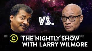 Blerd-Off 2015: Larry Wilmore vs. Neil deGrasse Tyson