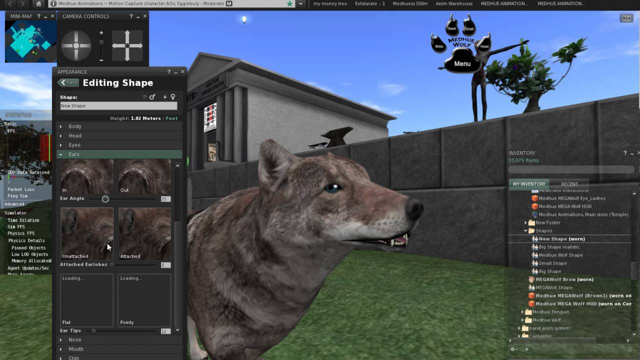 Mega Wolf