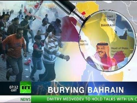 CrossTalk on Arab Awakening: Burying Bahrain