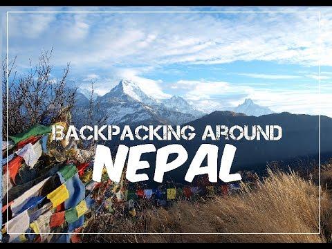 Backpacking Around Nepal 2017 | Annapurna Base Camp Trek |