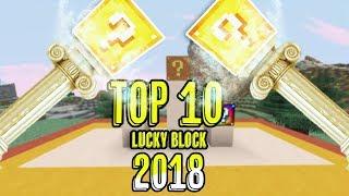 TOP 10 DES MEILLEURS LUCKY BLOCK 2018